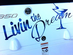 Boat Name_LivinTheDream