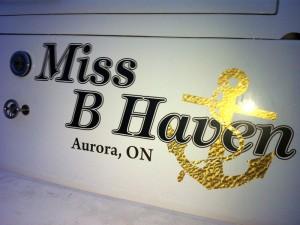 Boat Name_MissBHaven