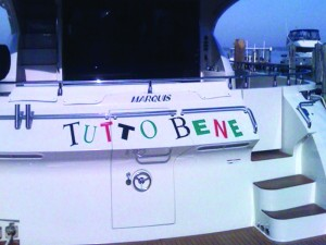 Boat Name_Tutto Bene