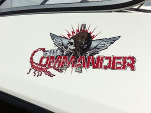 boat name_TheCommander
